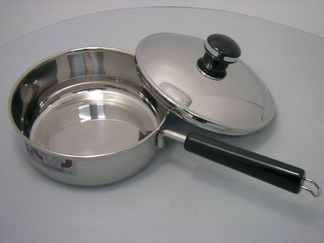 ミヤコ オブジェミニ片手鍋